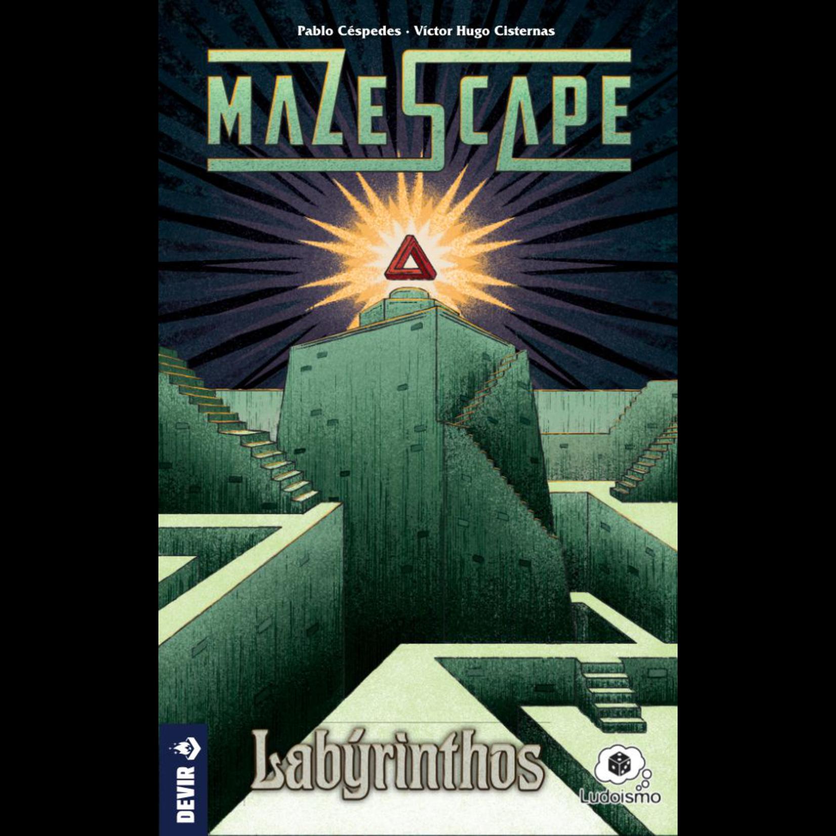 Devir Mazescape: Labyrinthos