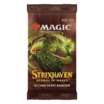Wizards of the Coast MTG: Strixhaven Draft Bstr