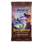 Wizards of the Coast MTG: Strixhaven Set Bstr