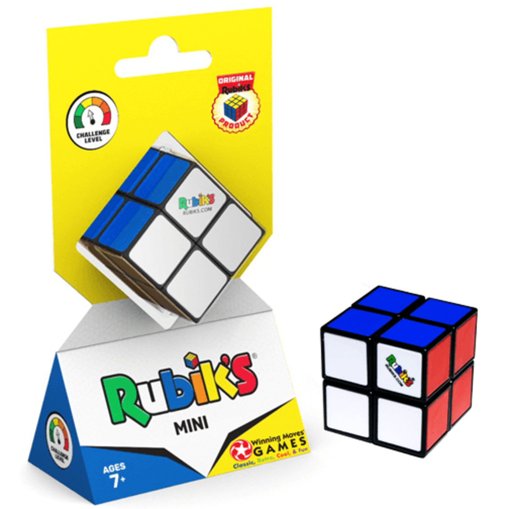 Winning Moves Games Rubik's Cube 2x2 (WIN)