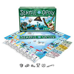 Late for the Sky Seattle-opoly