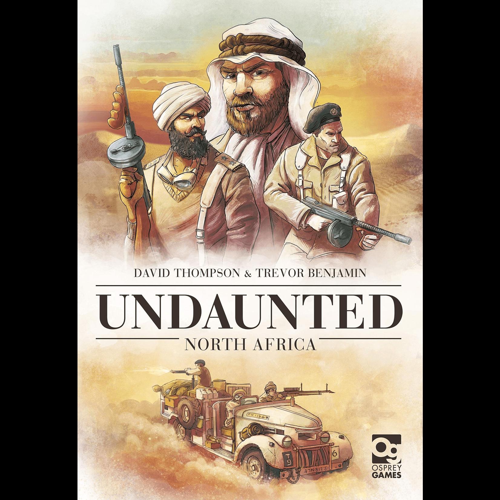Osprey Undaunted: North Africa