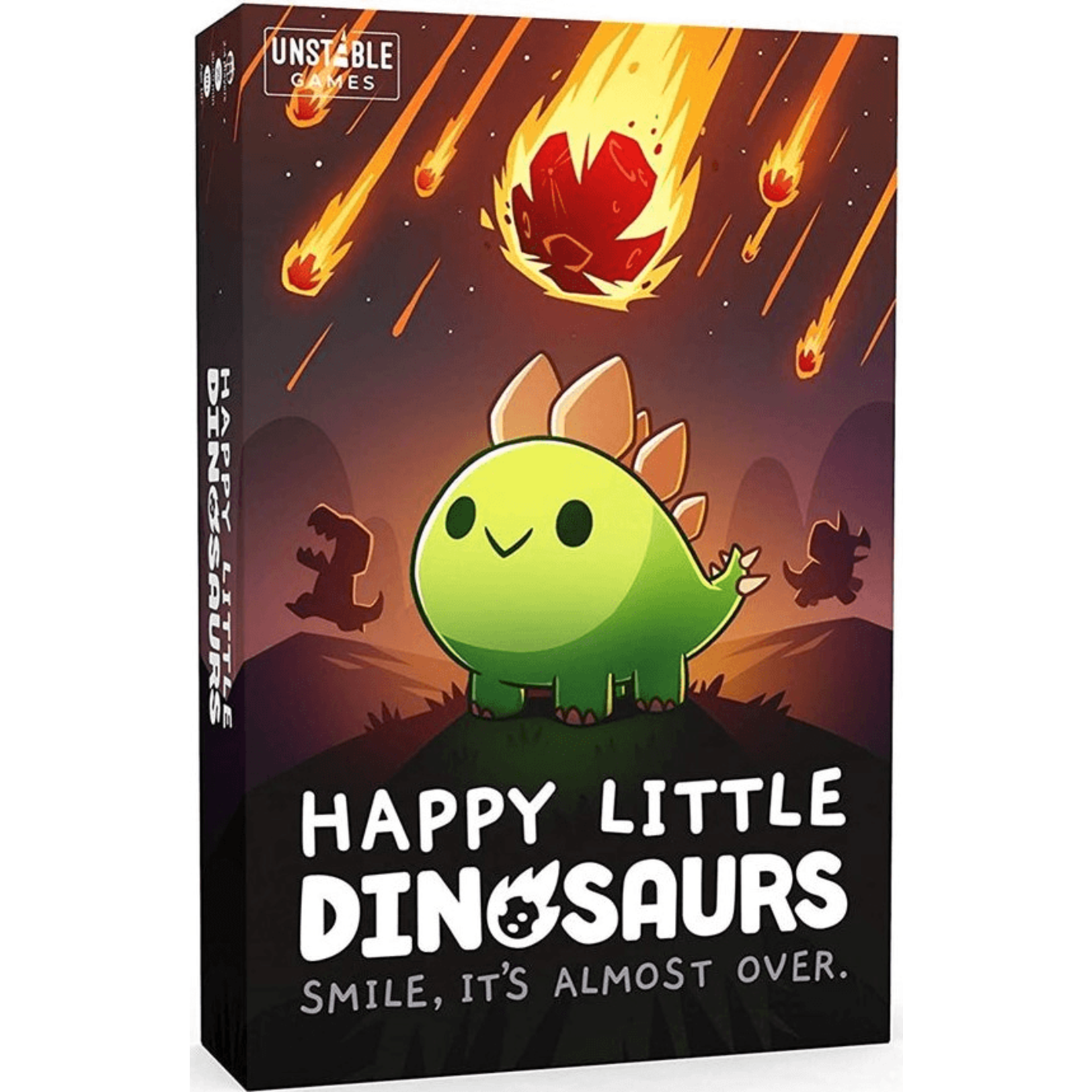 Unstable Games Happy Little Dinosaurs