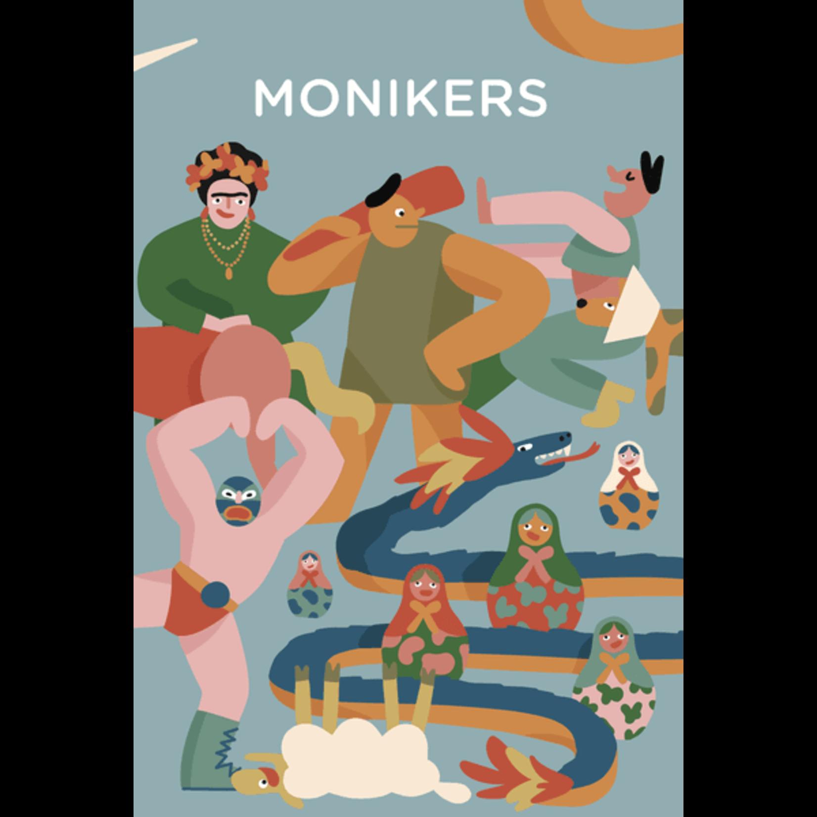Asmodee Monikers