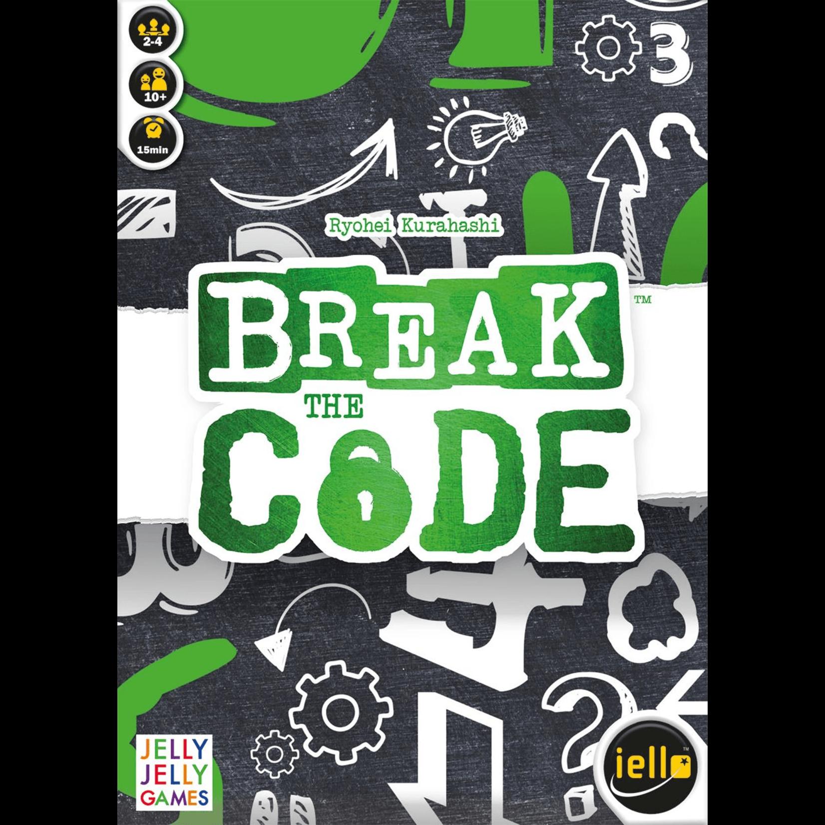 Iello Break the Code