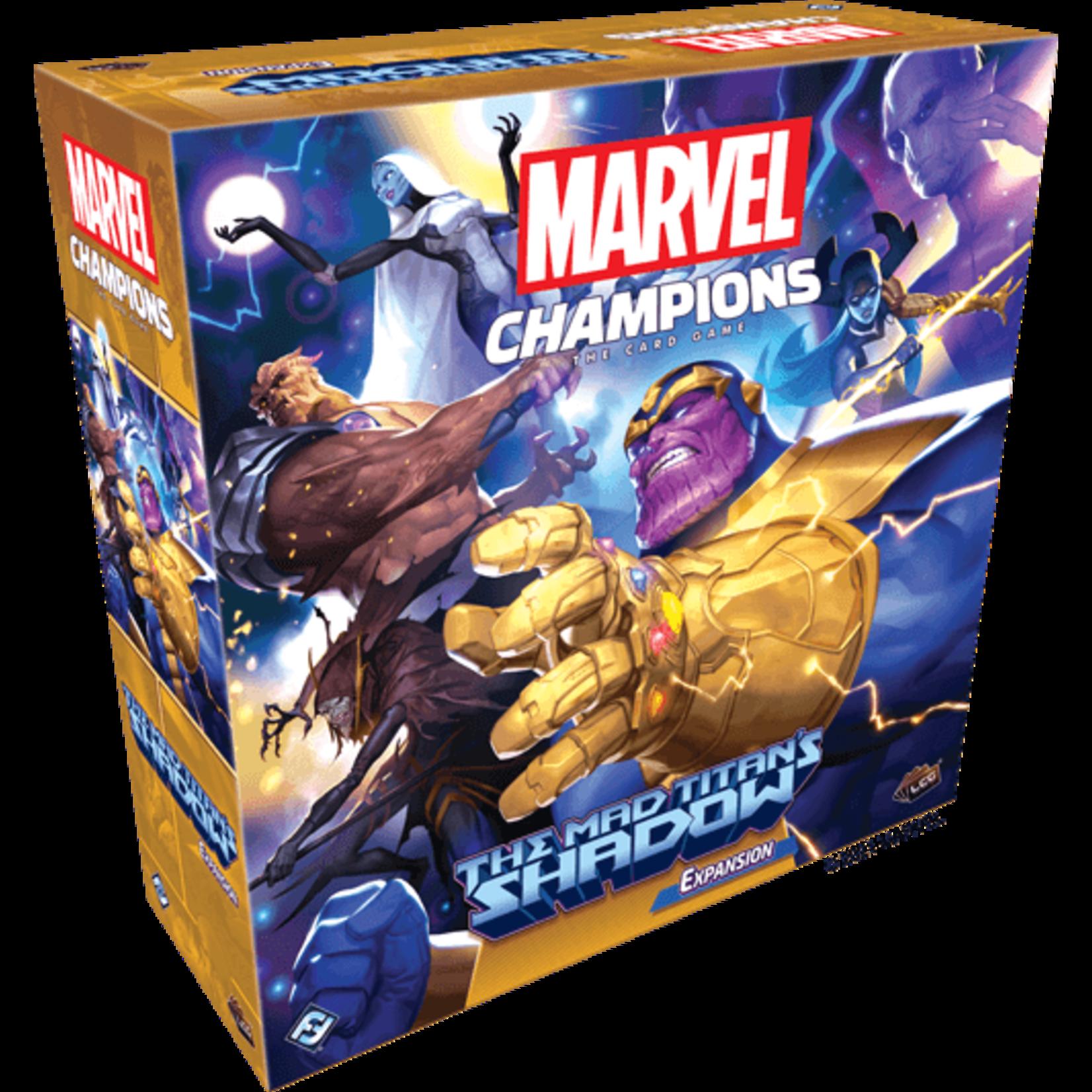 Fantasy Flight Games Marvel LCG: Mad Titan's Shadow