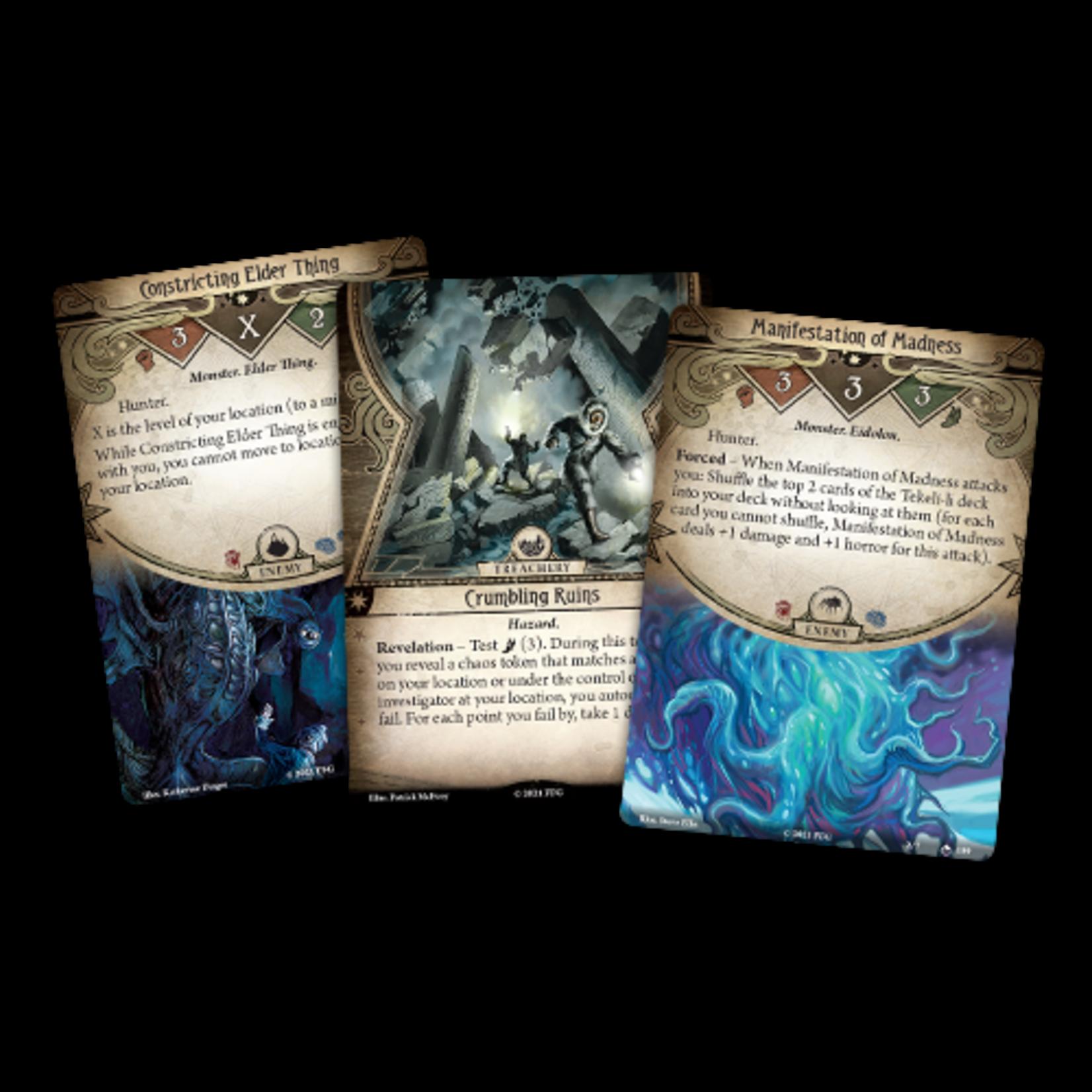 Fantasy Flight Games Arkham LCG: Edge of the Earth Campaign