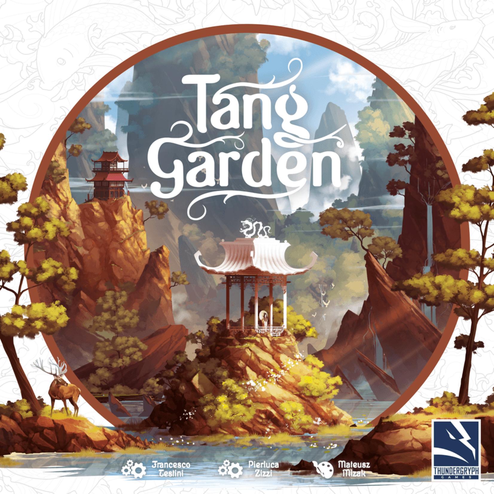 Lucky Duck Games Tang Garden