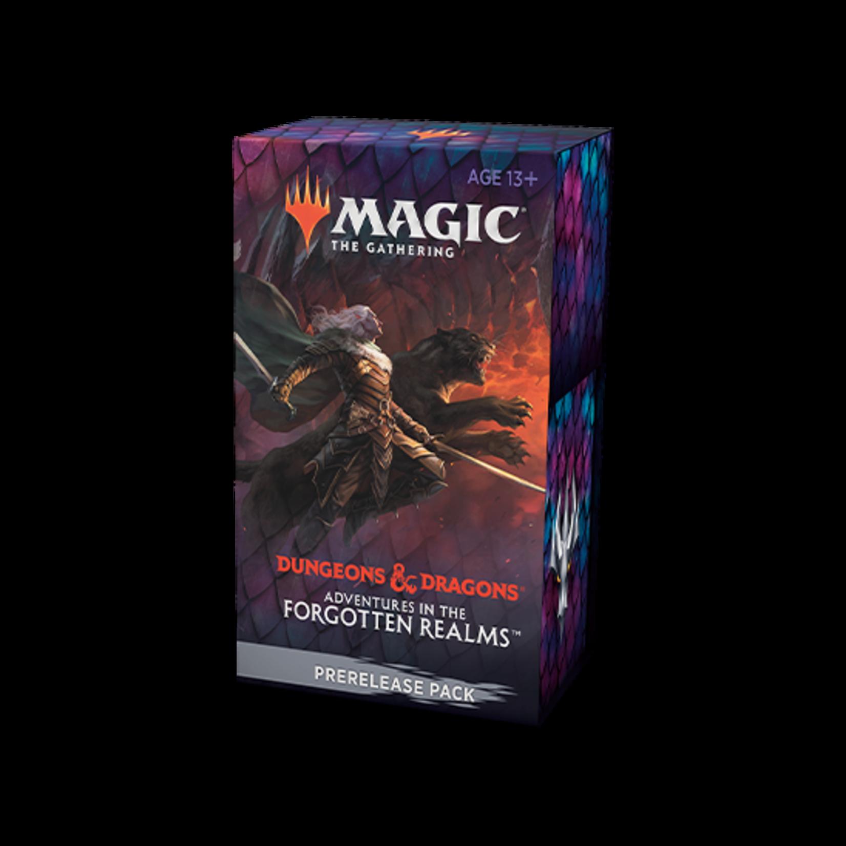 Wizards of the Coast MTG: Forgotten Realms PreRelease Kit