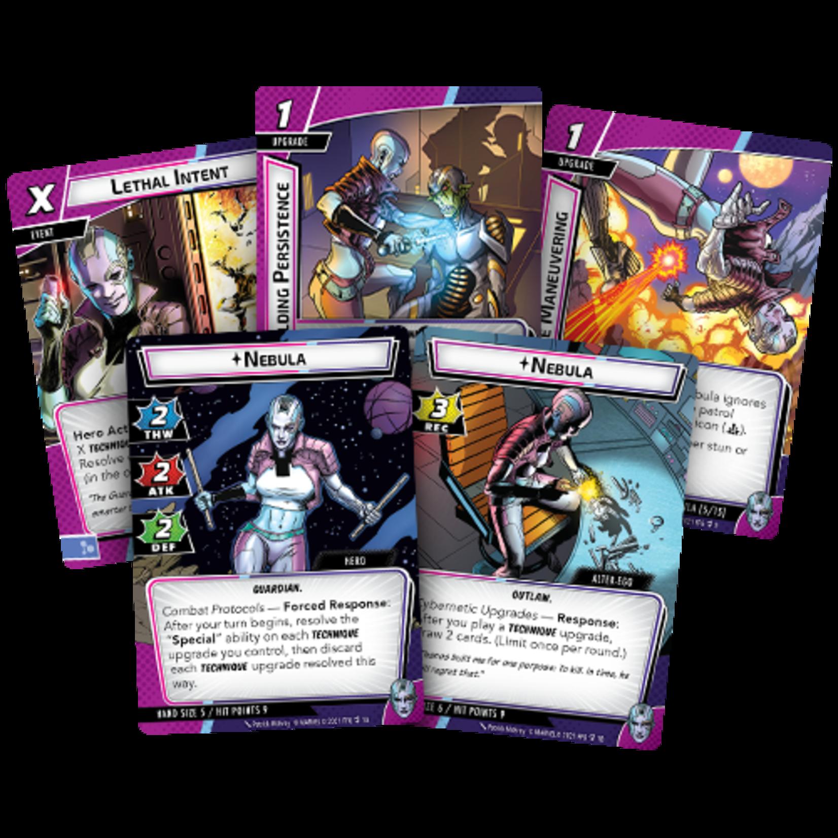 Fantasy Flight Games Marvel LCG: Nebula