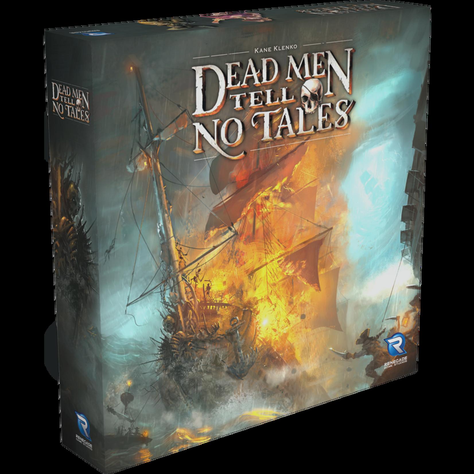 Renegade Game Studios Dead Men Tell No Tales