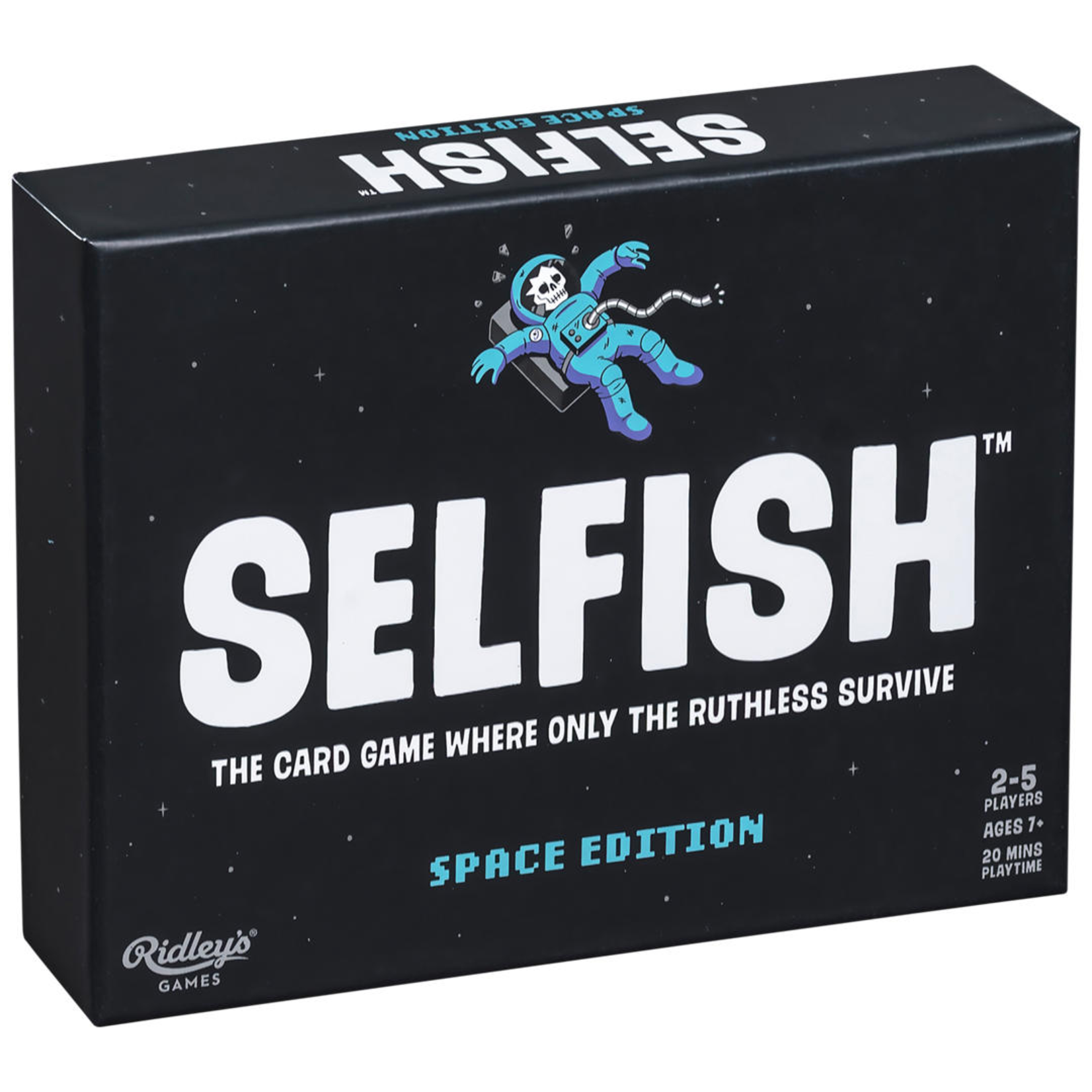 Chronicle Books Selfish: Space Edition