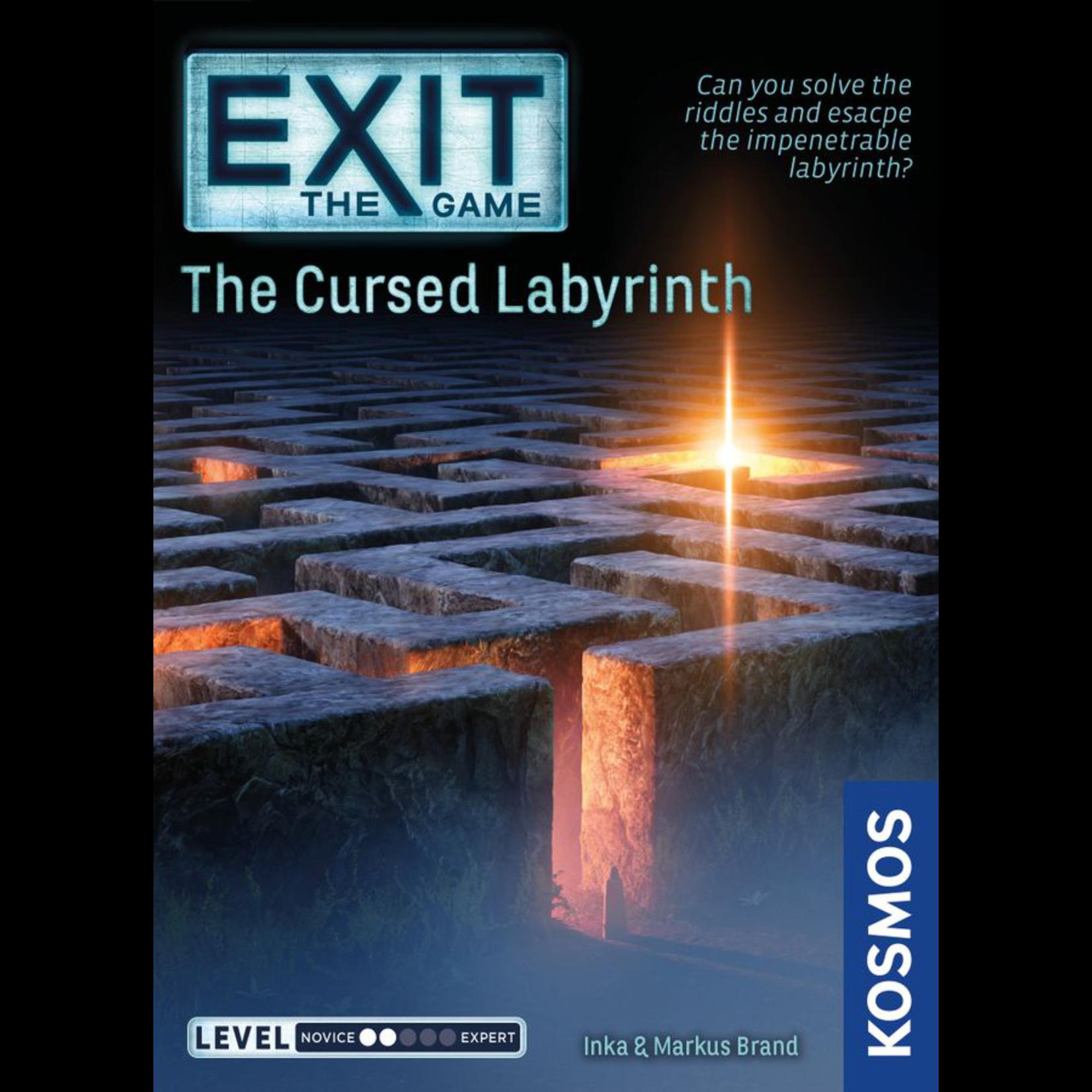 KOSMOS EXIT: Cursed Labyrinth