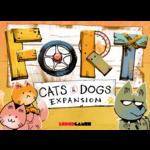 Leder Games Fort: Cats & Dogs