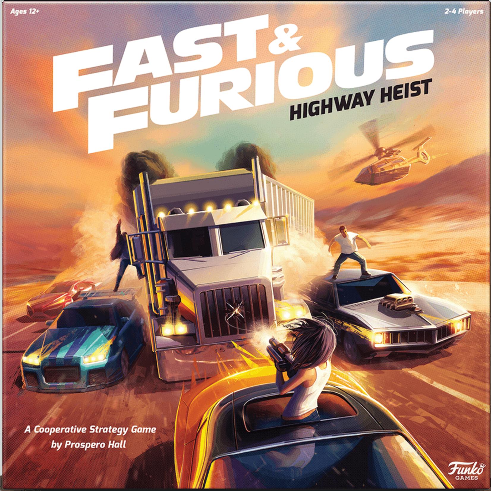 Funko Fast & Furious: Highway Heist