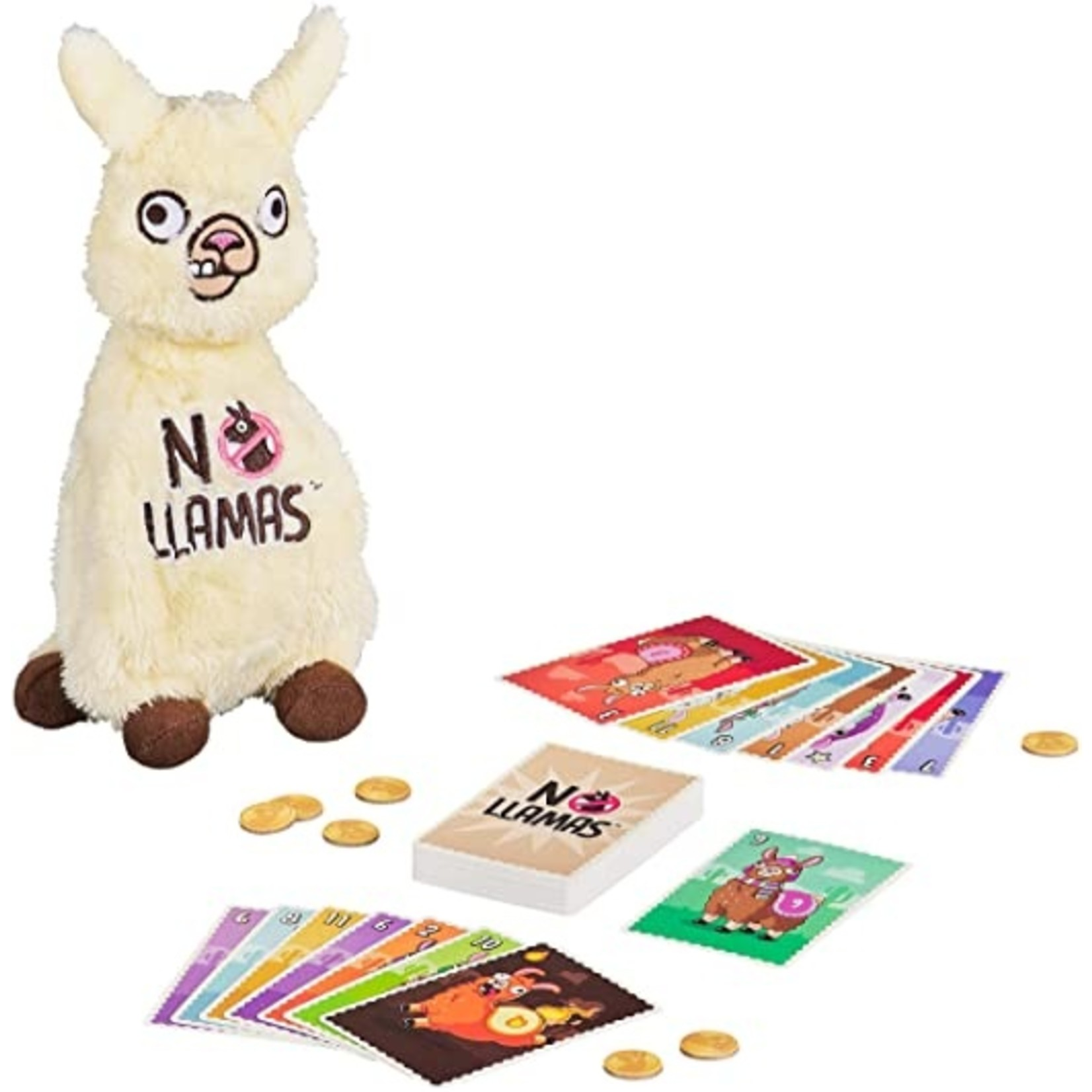 Chronicle Books No Llamas