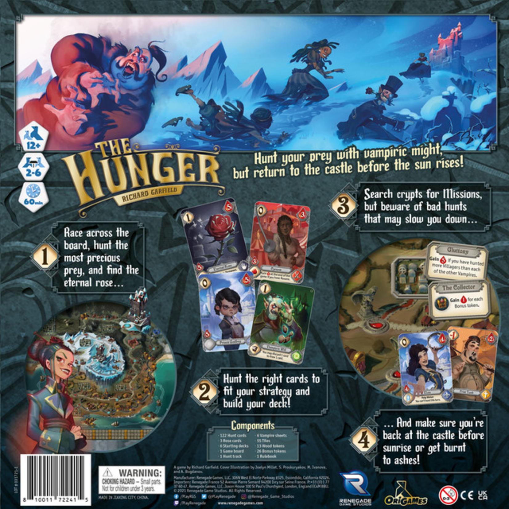 Renegade Game Studios The Hunger