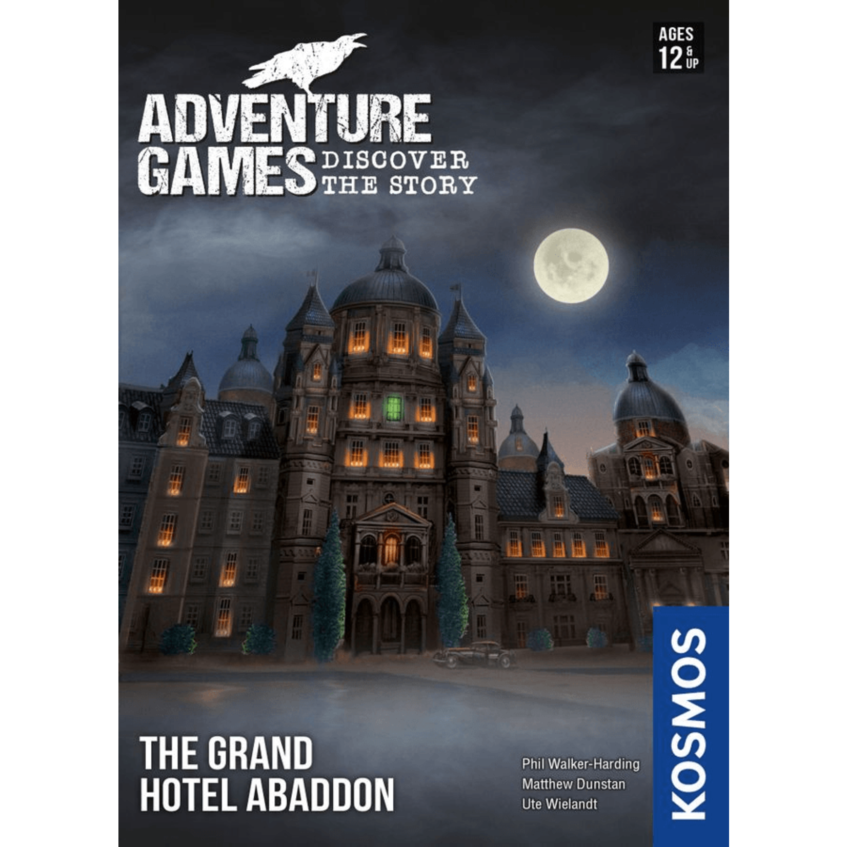 KOSMOS Adventure Games: Grand Hotel Abandoned
