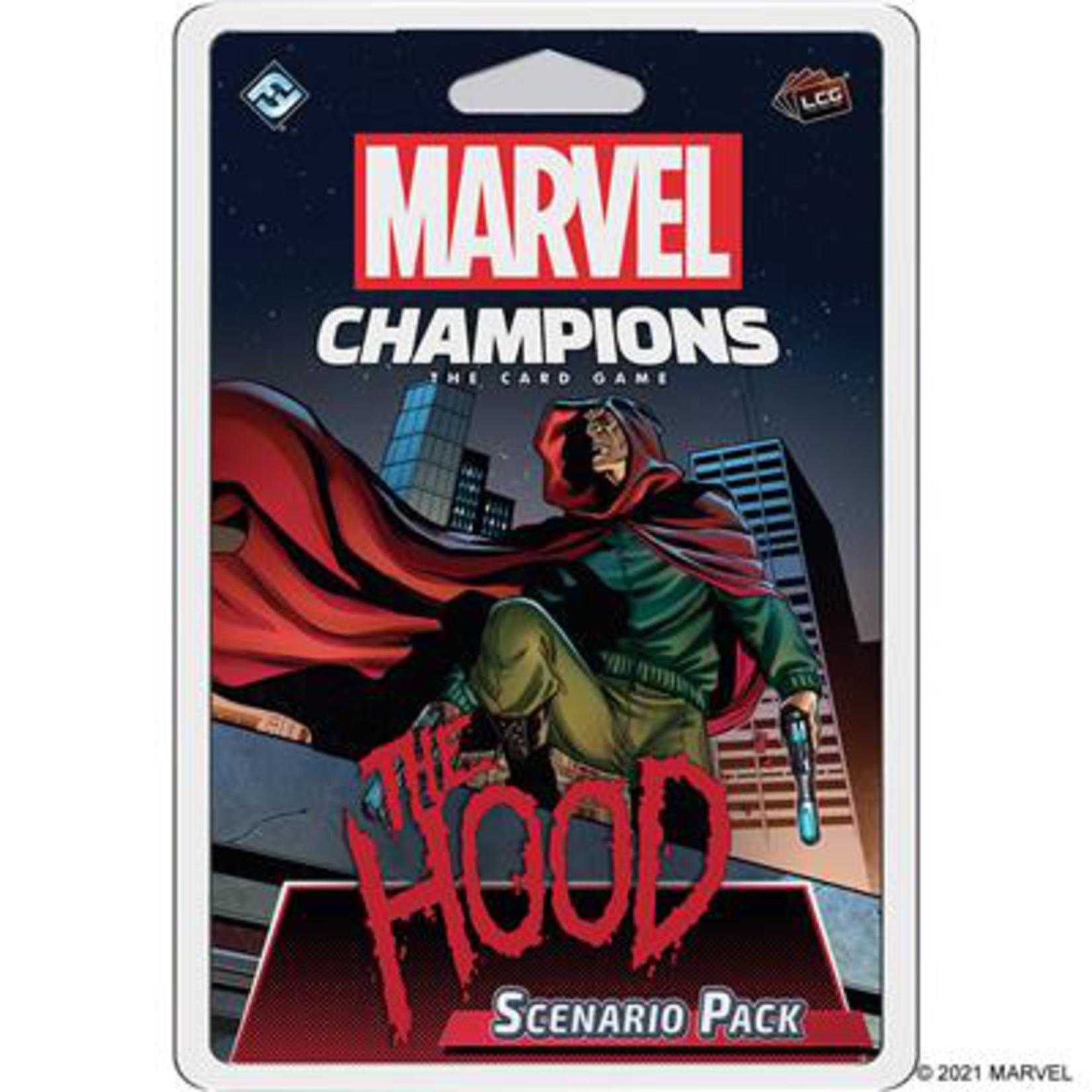 Fantasy Flight Games Marvel LCG: The Hood