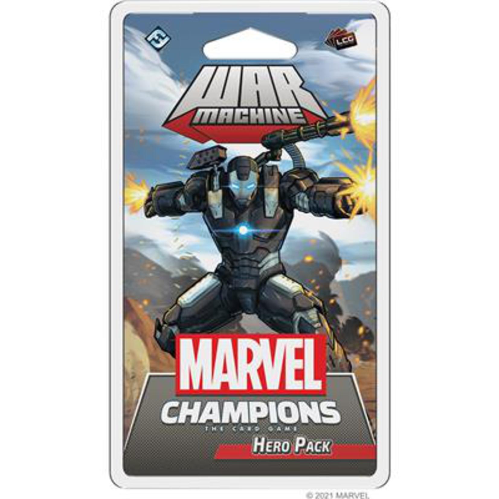 Fantasy Flight Games Marvel LCG: War Machine