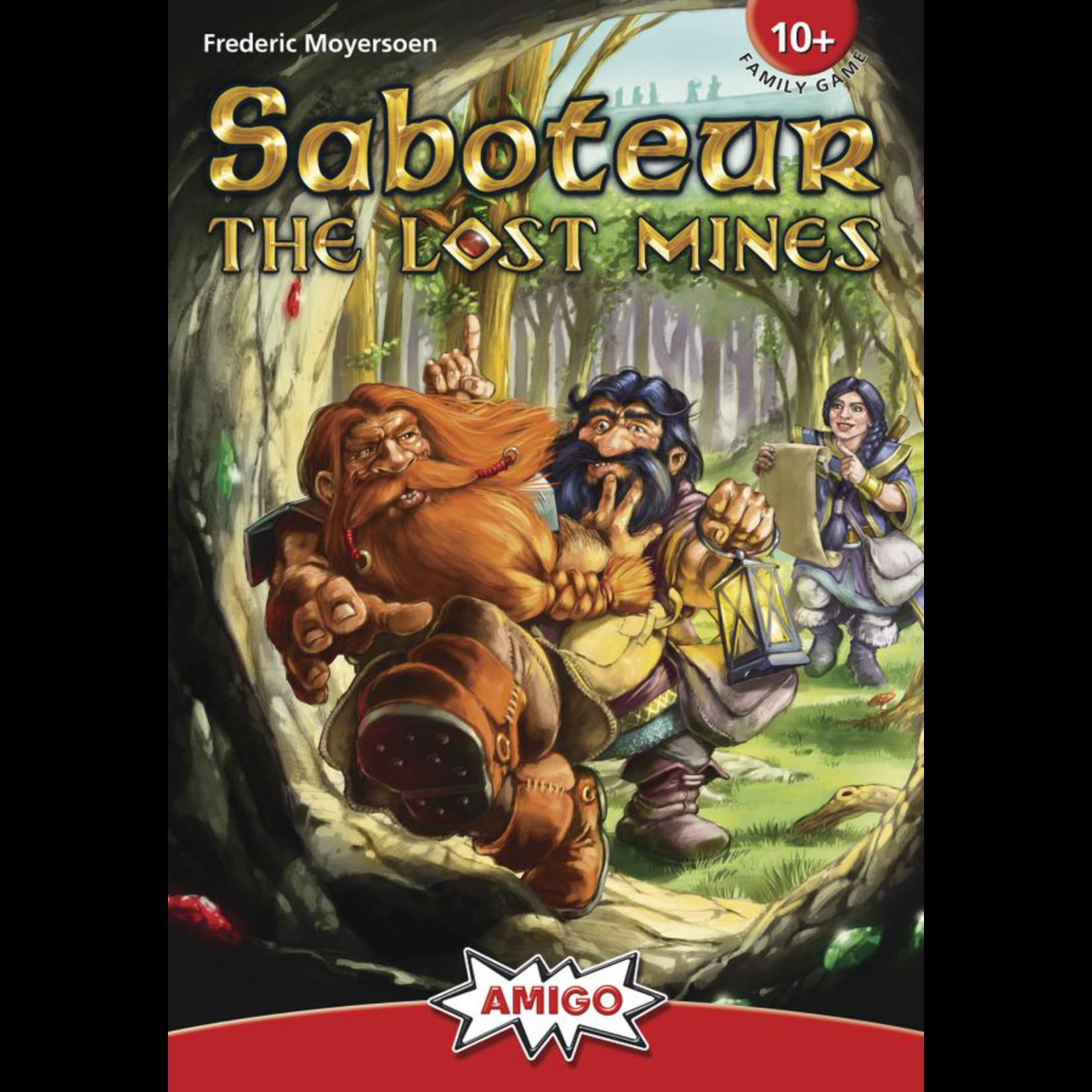 AMIGO Saboteur: The Lost Mines