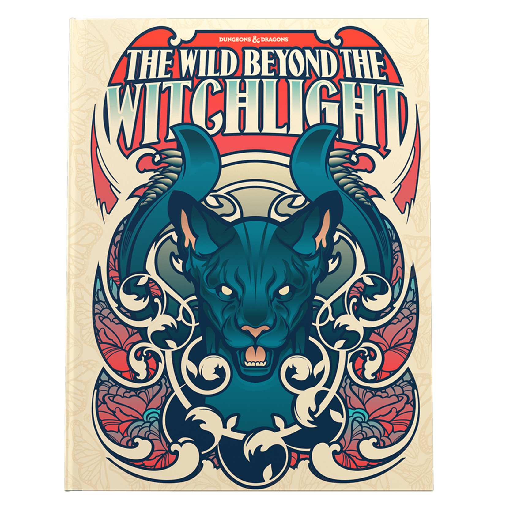 Wizards of the Coast D&D: Beyond the Witchlight Alt Cover