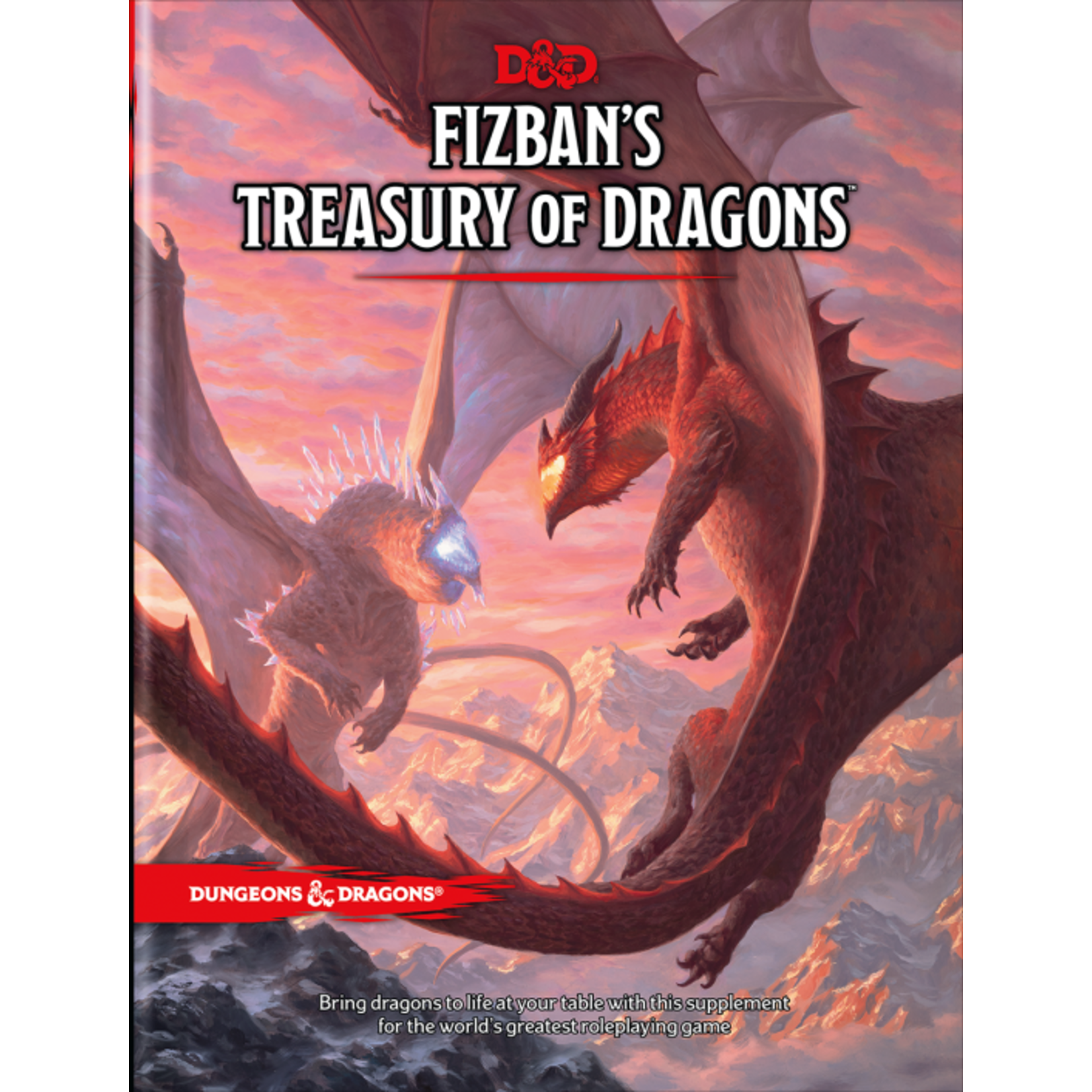 Wizards of the Coast D&D: Fizban's Treasury of Dragons