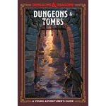 Penguin Random House D&D: Young Adventurer - Dungeons and Tombs