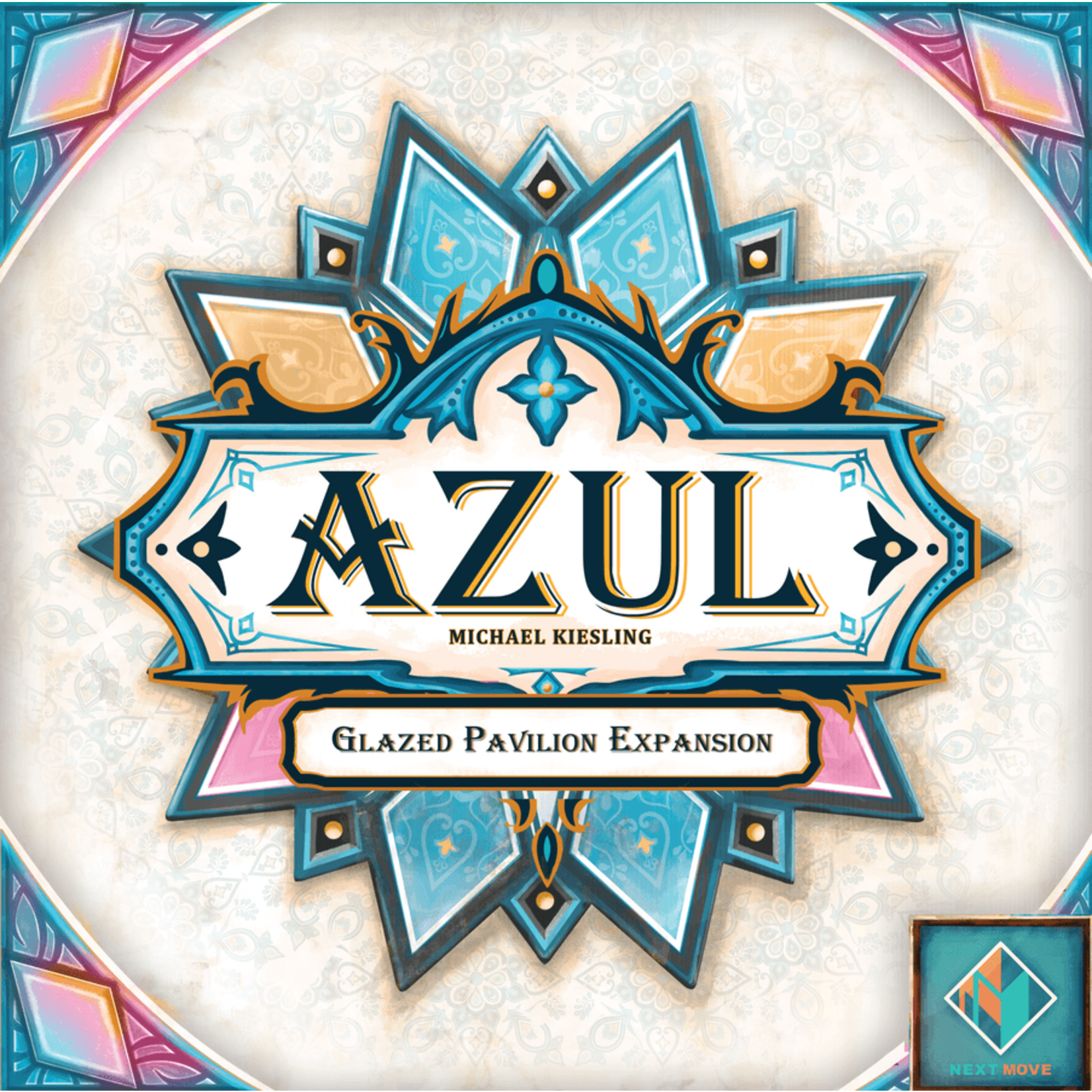 Next Move Games Azul Summer Pavilion: Glazed Exp