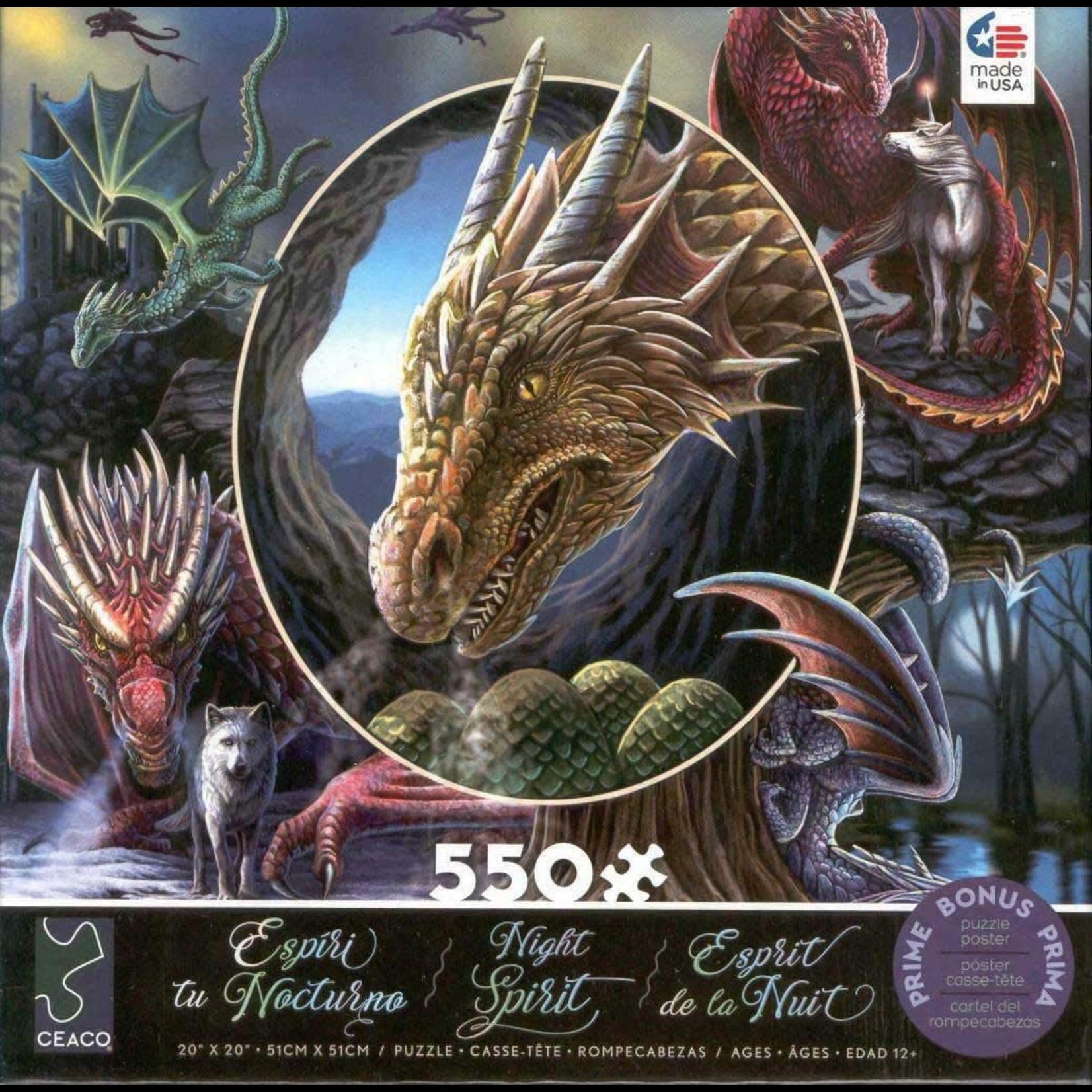 CEACO Dragon NS 550pc