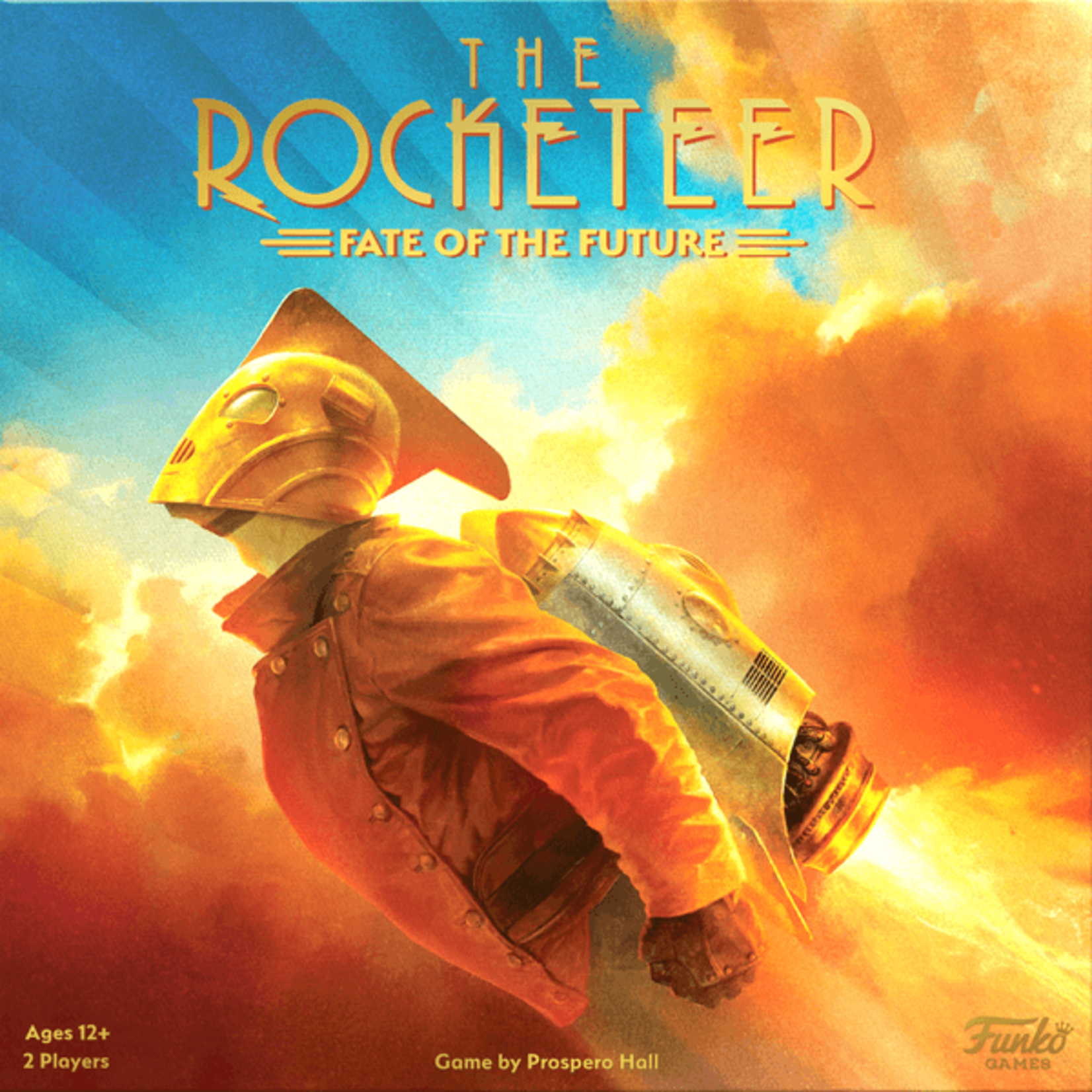 Funko The Rocketeer: Fate of the Future