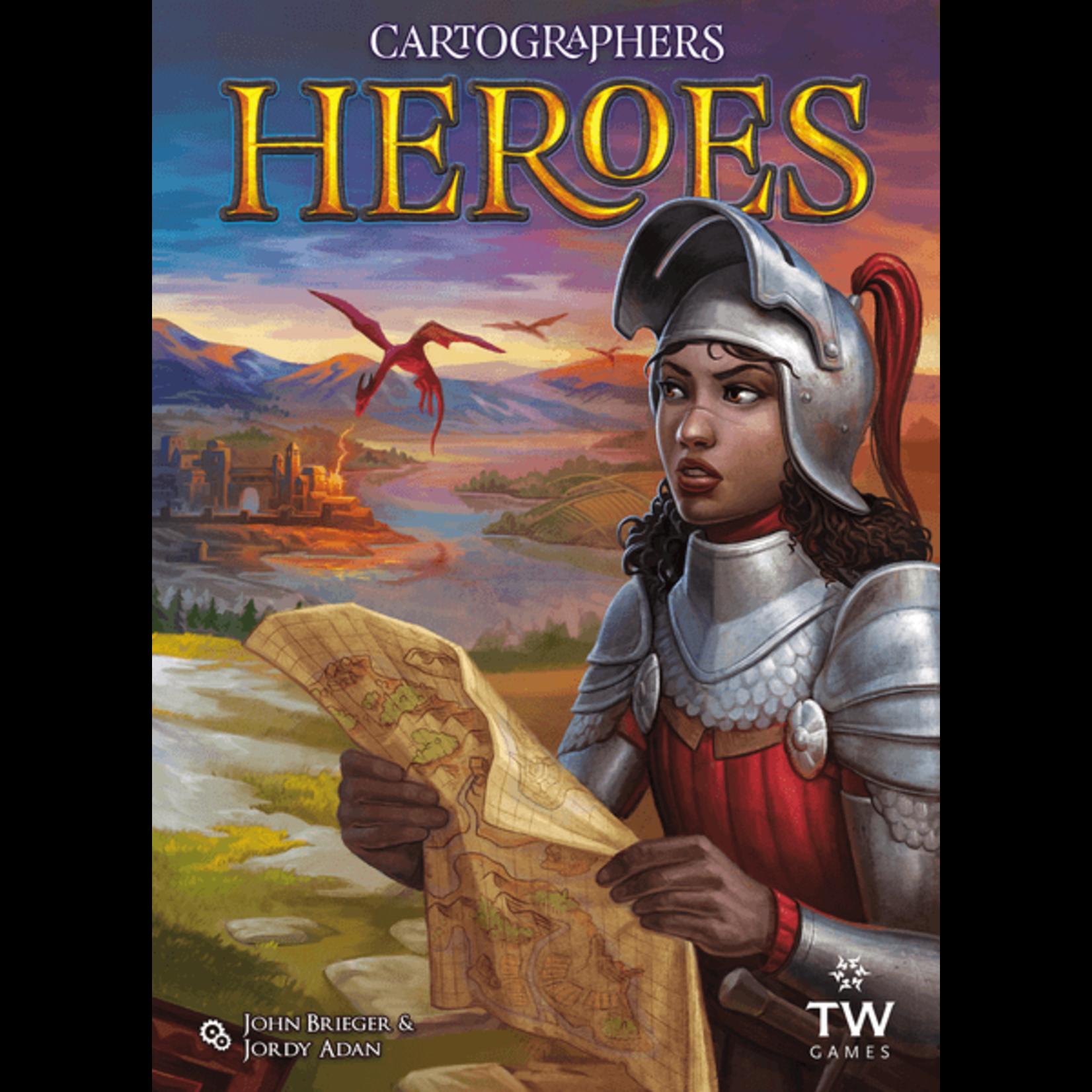 Thunderworks Cartographers: Heroes