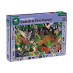 Mudpuppy Search & Find: Woodland Forest 64pc