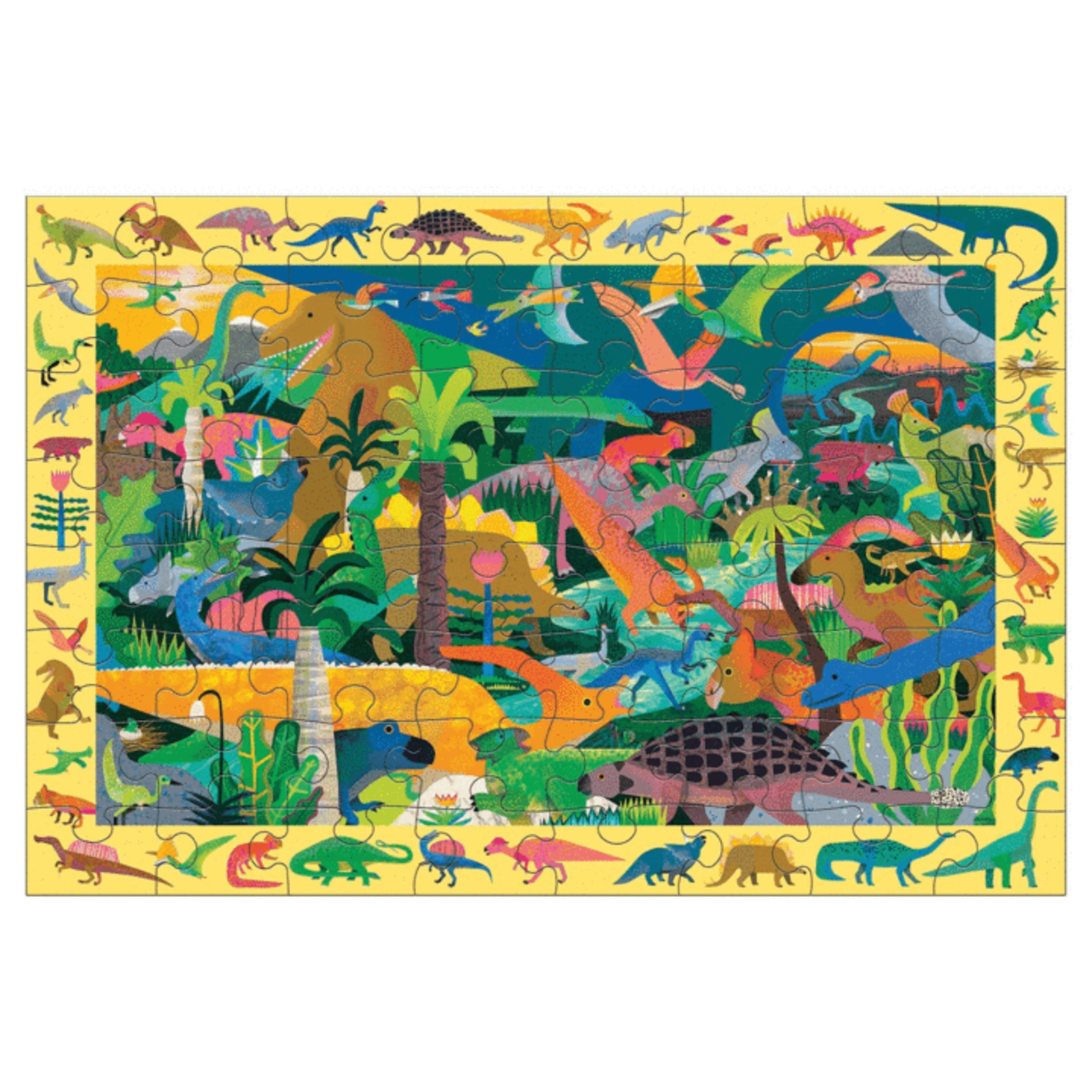 Mudpuppy Search & Find: Dinosaurs 64pc