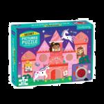 Mudpuppy Unicorn Castle 42pc