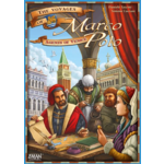 Z-Man Games The Voyages of Marco Polo: Agents of Venice