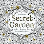 Hachette Book Group Coloring Book: Secret Garden