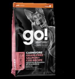 GO! GO! Carnivore DOG GF Salmon and Cod 22lb