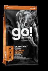 GO! GO! Skin + Coat Salmon for Dogs 25lb