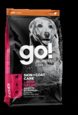 GO! GO! Skin + Coat Lamb for Dogs 25lb