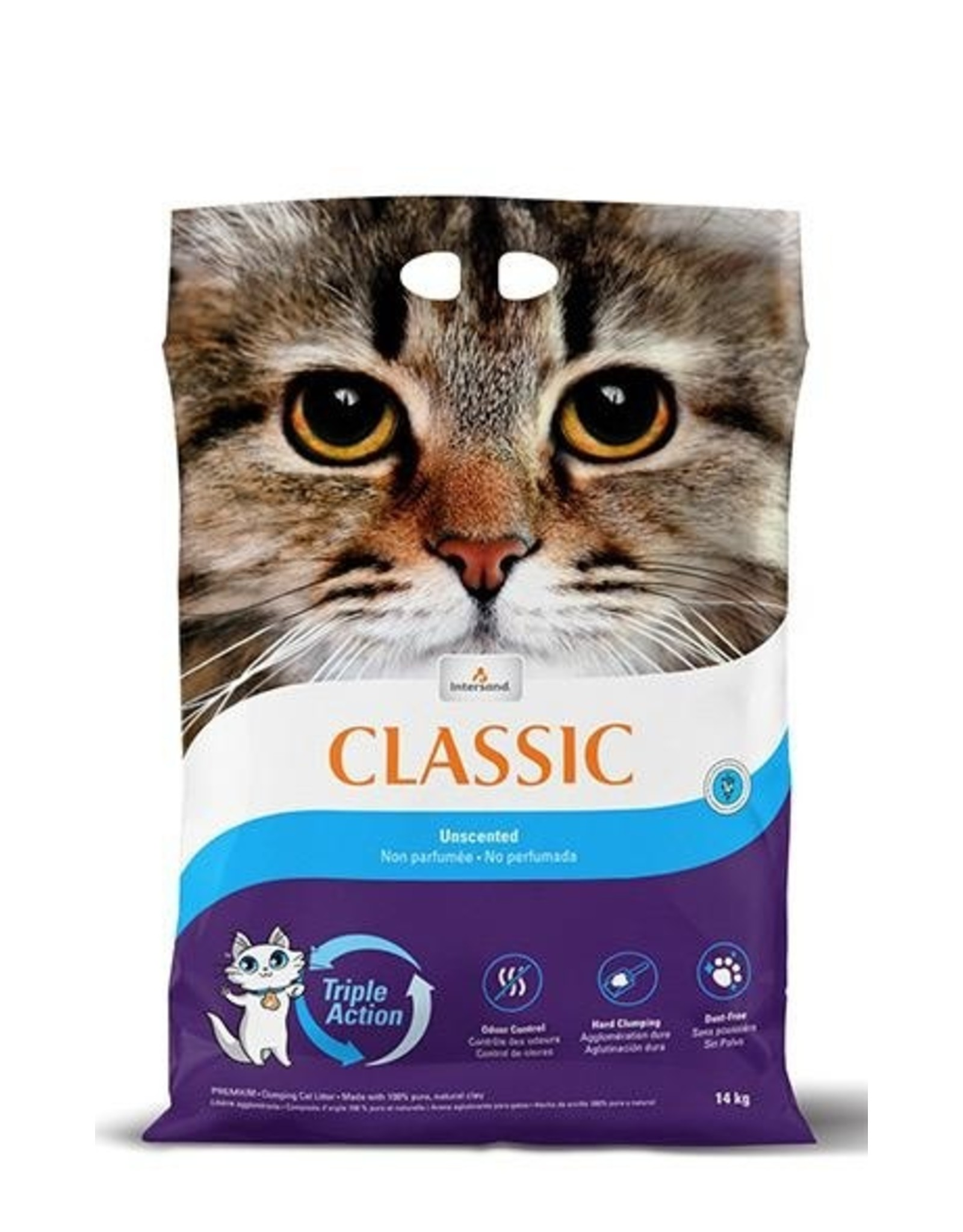 Inetsand CITY CLASSIC Clump Litter 15kg