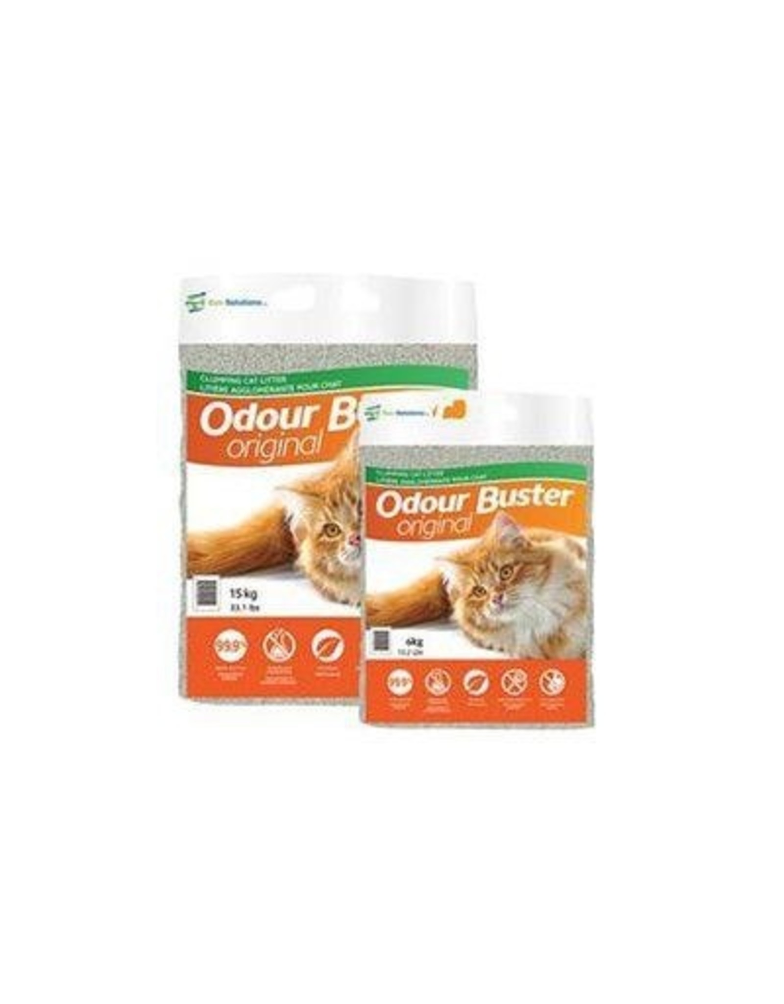 ECO-SOLUTIONS ECO-SOLUTION Odour Buster 6KG