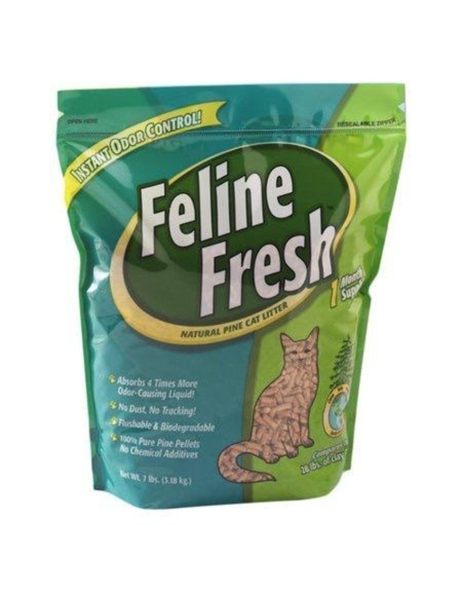 Feline Fresh FELINE FRESH Natural Pine Pellet Litter 7lb