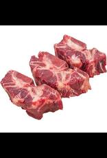 Iron Will Raw Iron Will BONES Beef Neck 1lb