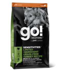 Go! GO! LID Turkey for Dogs 3.5lb
