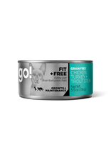 GO! GO! GF Ch/Tk/Tr Stew for Cats 5.5oz