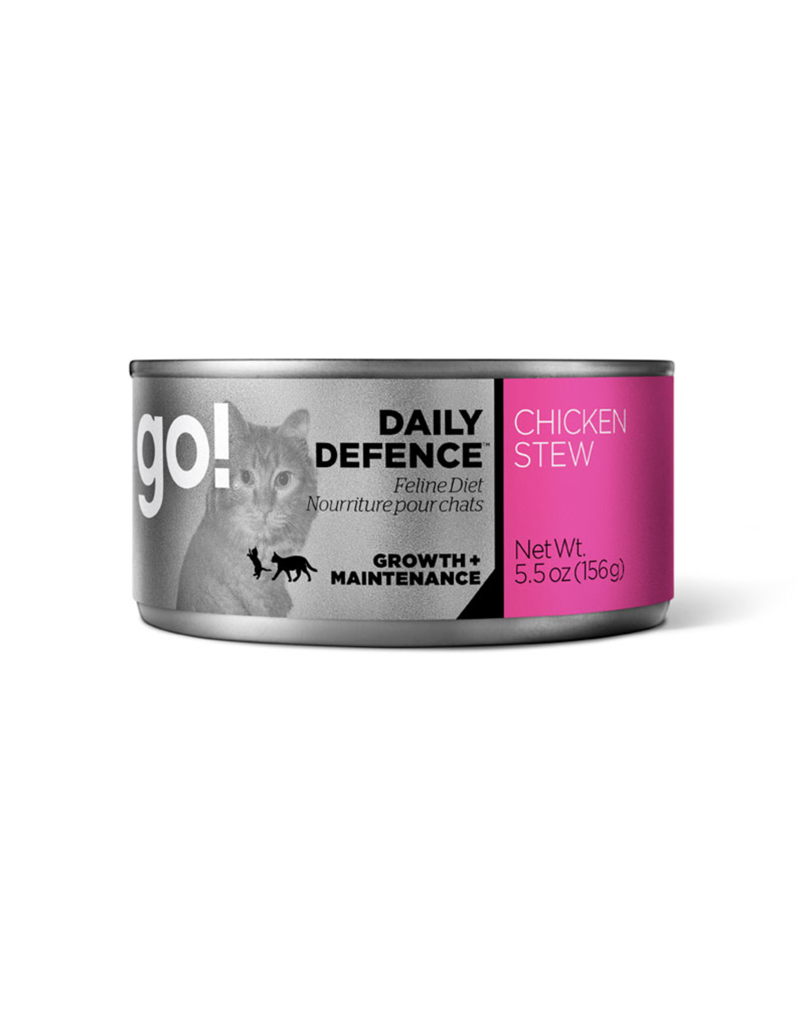 GO! GO! Chicken Stew for Cats 5.5oz