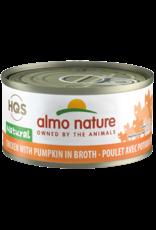 ALMO AlmoNature CAT Natural Chicken w. Pumpkin in Broth 70g