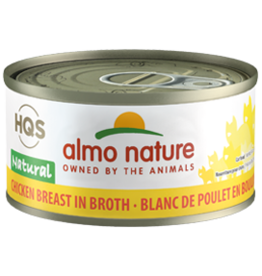 ALMO AlmoNature CAT Natural Chicken Breast in Broth 70g