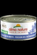 ALMO AlmoNature CAT Natural Ocean Fish in Broth 70g